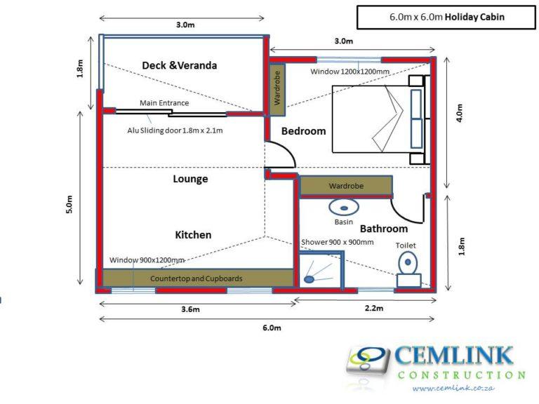 Nutec Homes Floor Plan, Nutec Wendy Houses Floor Plan