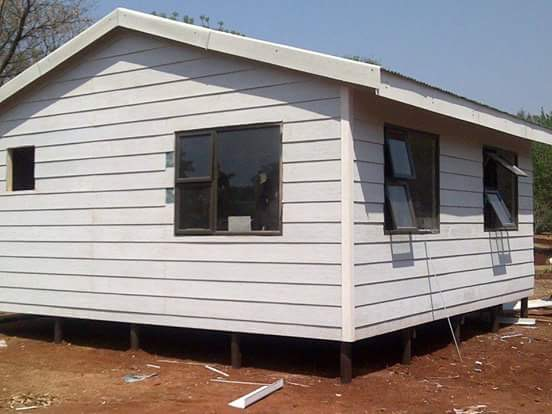 2 Bedroom Nutec House and Nutec Wendy House